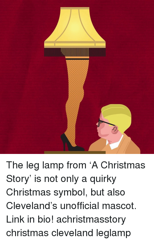 The Leg Lamp From A Christmas Story Is Not Only A Quirky