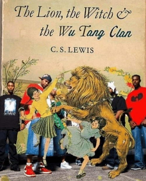 The Lion the Witch the Wu Tang Clan C S LEWIS | Wu Tang Clan