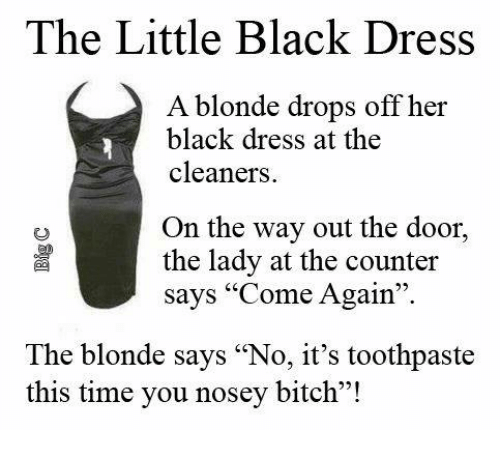 Black dress meme 420