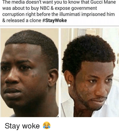 The Media Doesn\u0027t Want You to Know That Gucci Mane Was About