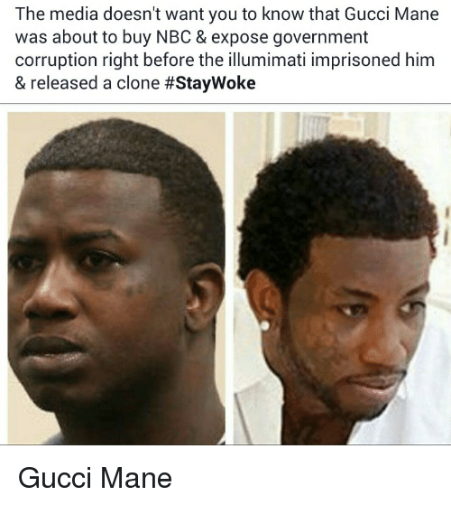 d94a918a8023b8 The Media Doesn t Want You to Know That Gucci Mane Was About to Buy ...