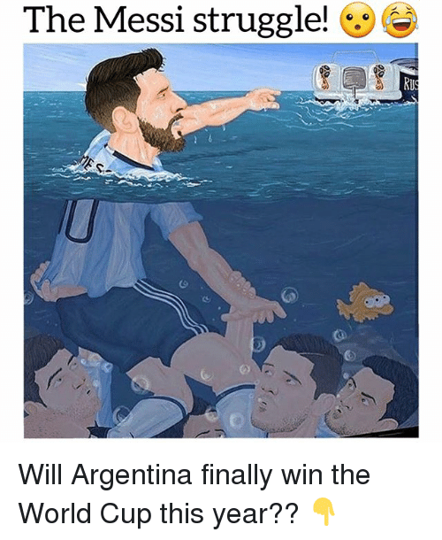 Soccer, Sports, and Struggle: The Messi struggle!  Ru Will Argentina finally win the World Cup this year?? 👇