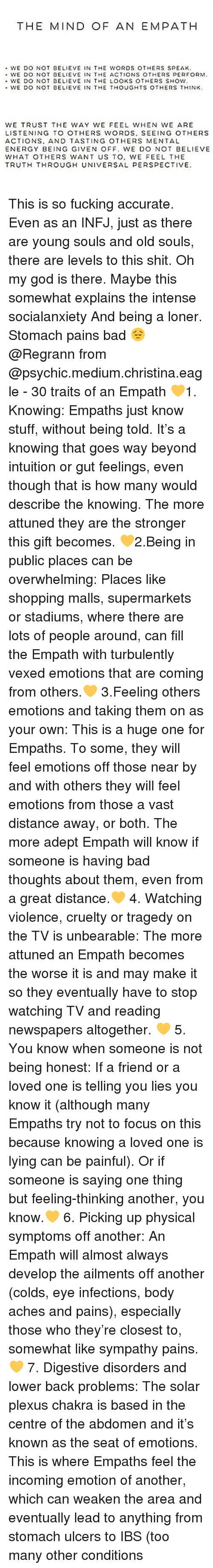 Funny Empath Memes of 2017 on me.me