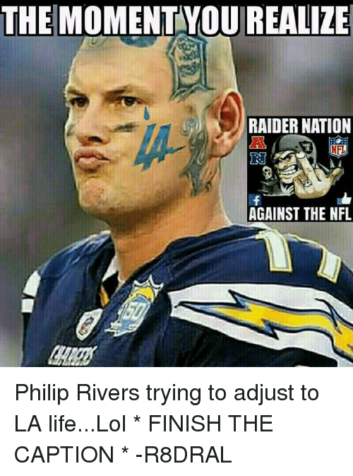 LOOK: Philip Rivers shows us exactly what it looks like to ...