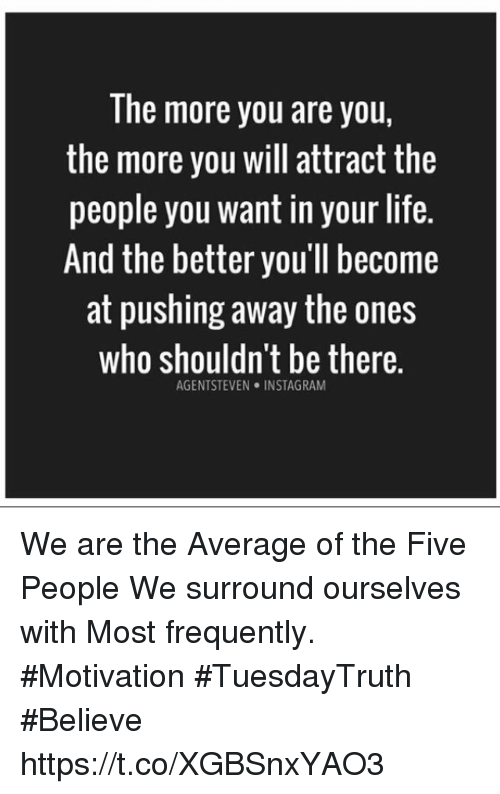 type the attract The most... we of people