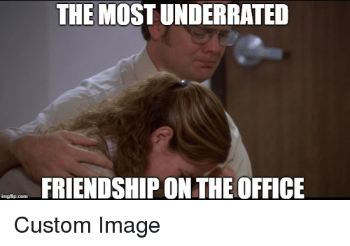 The Most Underrated Friendship On The Office The Office