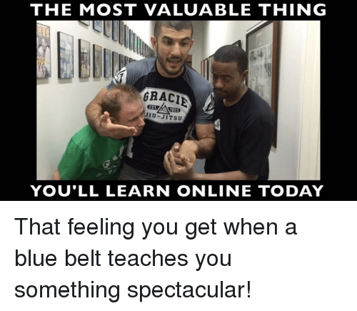 The MOST VALUABLE THING GRACIE JIU-JITSU YOU'LL LEARN ONLINE