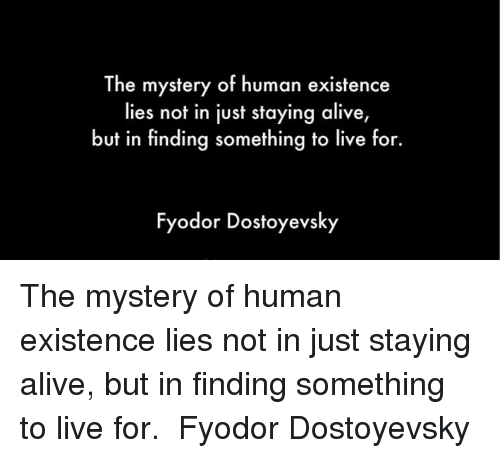 Live the Mystery
