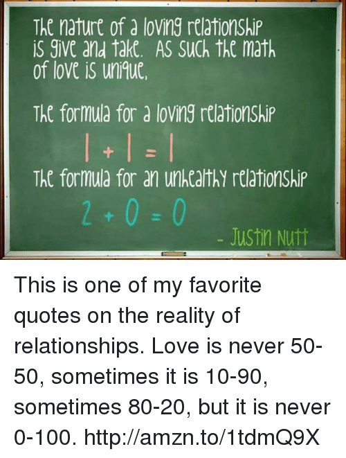 Never had a relationship at 50