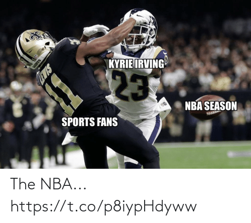 Football, Nba, and Nfl: The NBA... https://t.co/p8iypHdyww