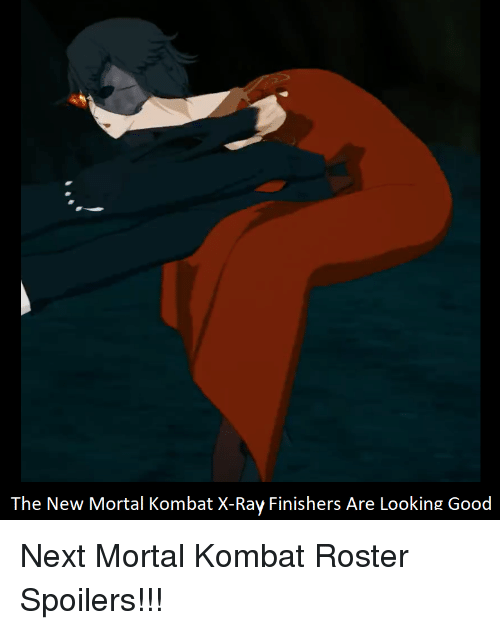 The New Mortal Kombat X-Ray Finishers Are Looking Good