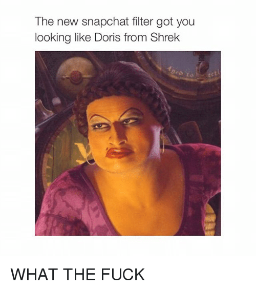 Doris From Shrek