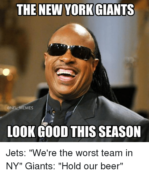 the new york giants nfl memes look good this season 27782433 25 best new york giants memes credit memes, that memes, the new memes