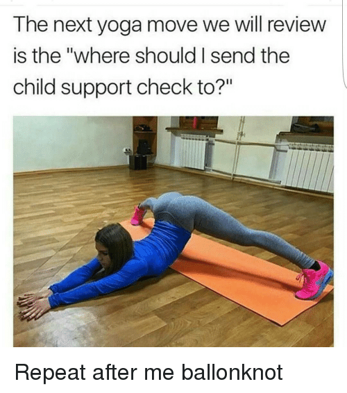 Black Crab Pose Meme: The Next Yoga Move We Will Review Is The Where Should I