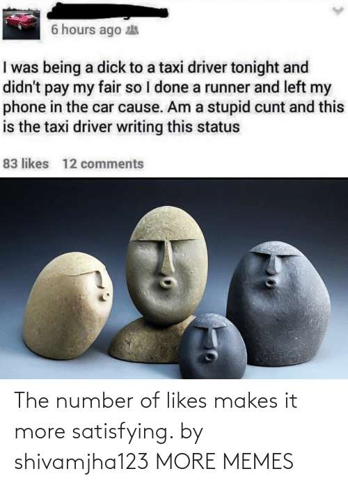 Dank, Memes, and Target: The number of likes makes it more satisfying. by shivamjha123 MORE MEMES