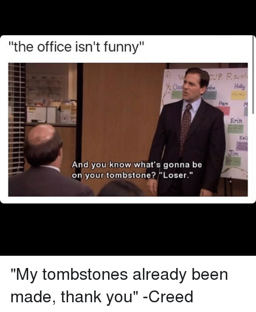 Funny Memes And The Office The Office Isnt Funny