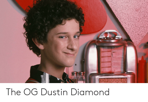 Dustin Diamond Charged With Felony After Stabbing Incident ... |Dustin Diamond Meme