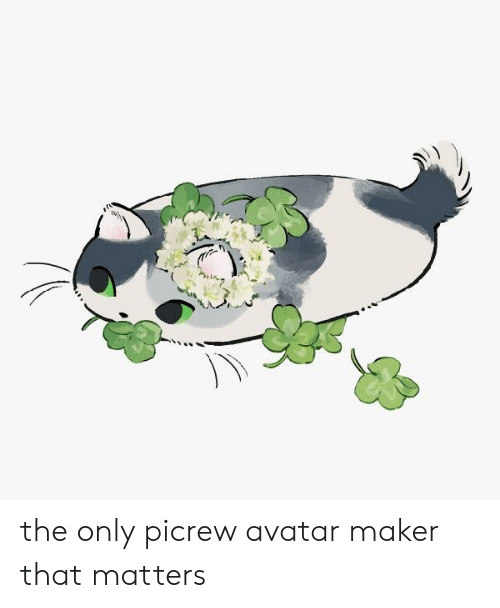 The Only Picrew Avatar Maker That Matters | Avatar Meme on ME ME