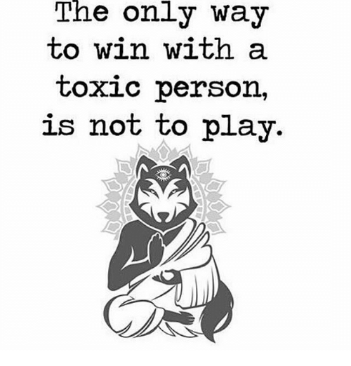 Image result for toxic person illustration
