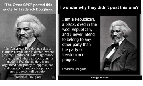 """ignorance is bliss fredrick douglass' search Search main menu skip to 44 thoughts on """" class blog for the narrative of the life of frederick douglass it is like the saying that ignorance is bliss."""
