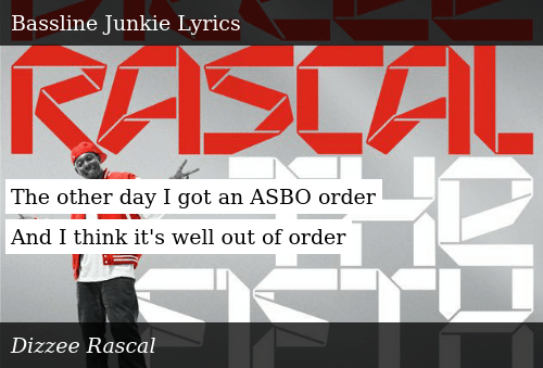 What Is An Asbo >> The Other Day I Got An Asbo Order And I Think It S Well Out