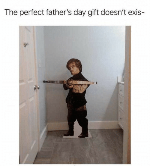 Dank, Fathers Day, and 🤖: The perfect father's day gift doesn't exis