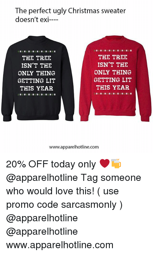 christmas funny and lit the perfect ugly christmas sweater doesnt exi