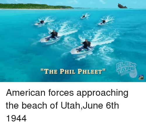 "American, Beach, and Utah: ""THE PHIL PHLBBT""  Cs188"