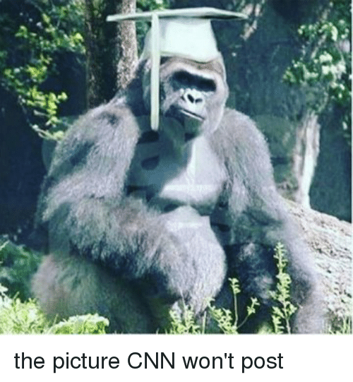 Pictures and Hood: the picture CNN won't post