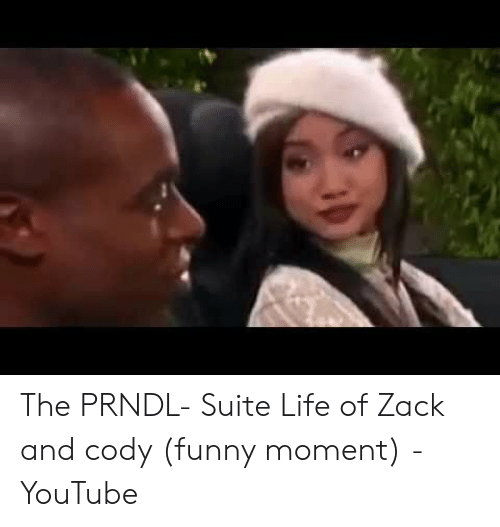 The PRNDL, Suite Life of Zack and Cody Funny Moment