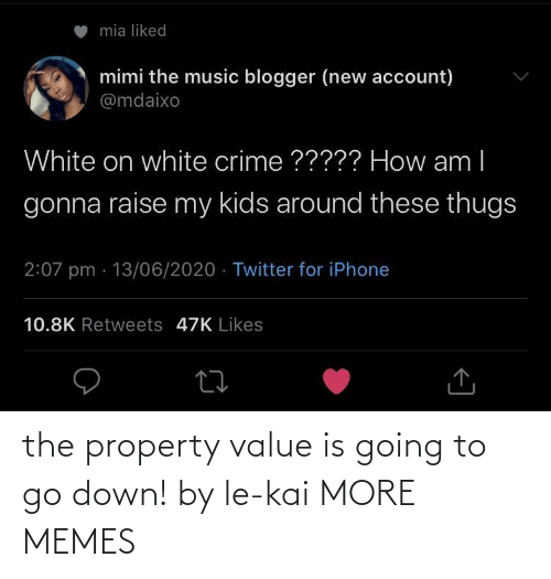 Dank, Memes, and Target: the property value is going to go down! by le-kai MORE MEMES