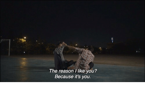 Reason, You, and I Like You: The reason I like you?  Because it's you
