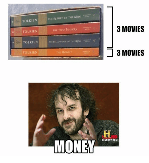 the hobbit two towers
