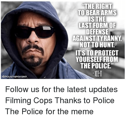 the right to bear arms s the last form of 24318273 ✅ 25 best memes about the right to bear arms the right to bear,The Right To Bear Arms Meme