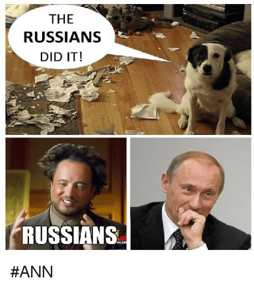 the russians did it russians ann 11191379 ✅ 25 best memes about the russians did it the russians did it,Russians Did It Meme