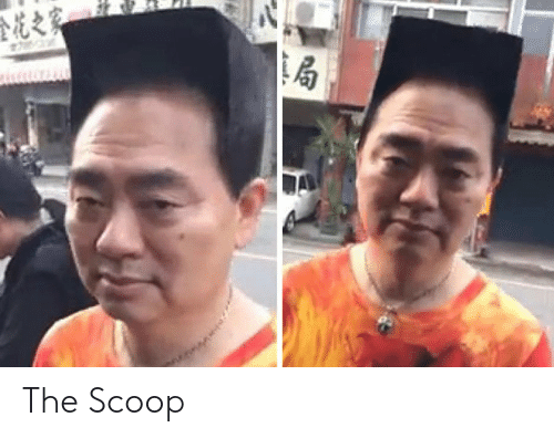 Just Fuck My Shit Up, Scoop, and The: The Scoop