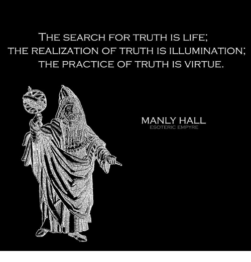 search for truth philosophy