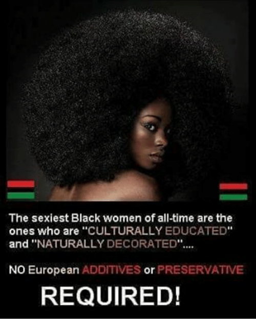 Sexiest black women of all time