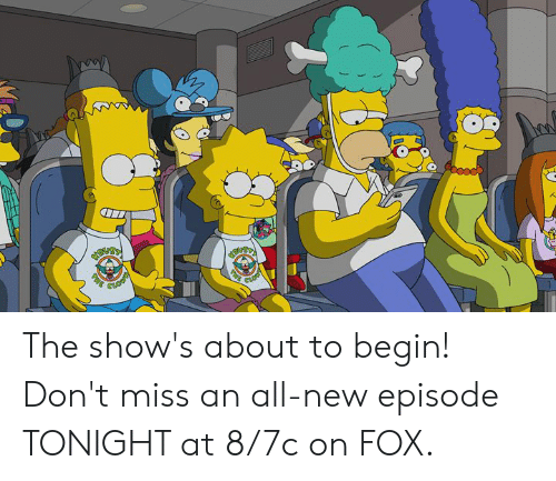 Dank, 🤖, and Fox: The show's about to begin!   Don't miss an all-new episode TONIGHT at 8/7c on FOX.