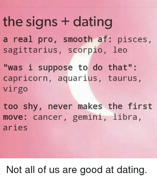 About dating a leo