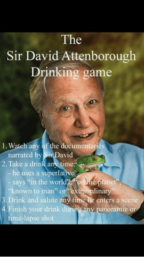 Buzzfeed Unsolved Drink Game