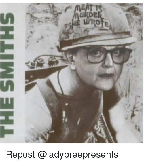 The SMITHS TO Repost | Meme on ME ME