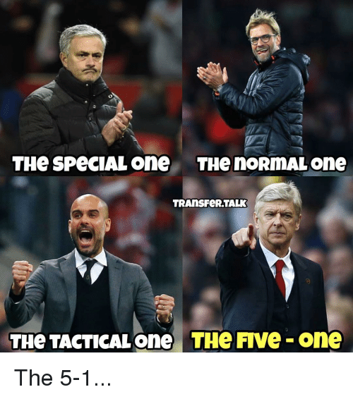 Memes, 🤖, and One: THe SPeCIAL One THe nORmAL one  TRAnsFeR TALK  THe TACTICAL one THe FIVe One The 5-1...