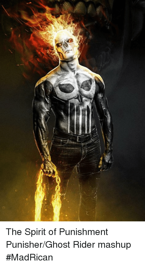 Negative ghost rider meaning