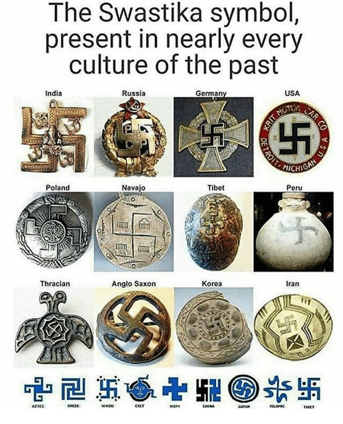 The Swastika Symbol Present In Nearly Every Culture Of The Past