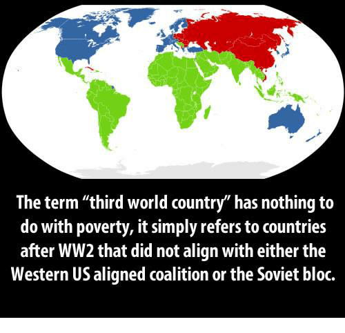 Worlds within the World?
