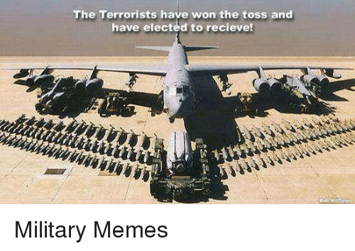 Have spank me the terrorists have won with you