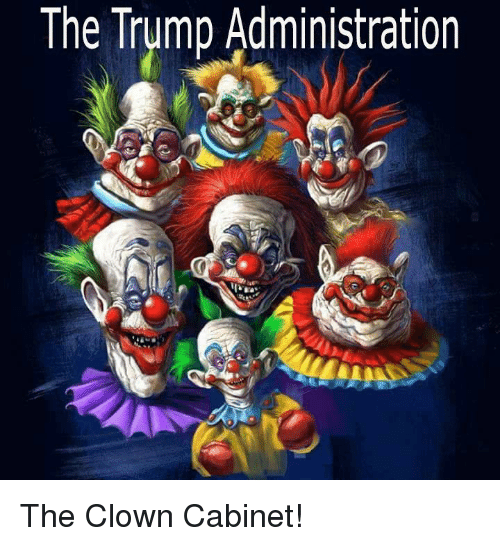 Image result for trump clown cartoons free