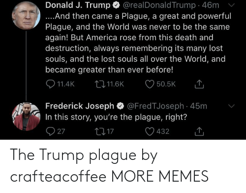 Dank, Memes, and Target: The Trump plague by crafteacoffee MORE MEMES