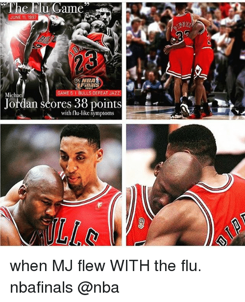 0937d27e2d073f The U Game JUNE 11 1997 GAME 5 BULLS DEFEAT JAZZ Michael Jordan ...